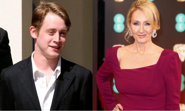Macaulay Culkin defende J.K. Rowling em polêmica e aproveita para pedir emprego