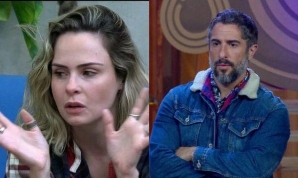 A Fazenda 10: Ana Paula chora com brincadeira e dá bronca em Marcos Mion ao vivo! Veja vídeo