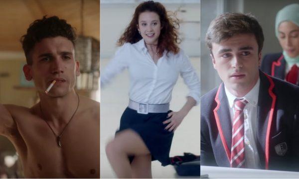 Sexo, conflitos, mistérios e um assassinato no trailer (bapho!) de 'Elite', nova série da Netflix! Vem ver