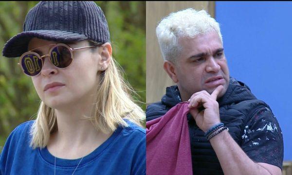 'A Fazenda 10': Após as pazes, Evandro Santo volta a criticar Ana Paula Renault: 'Insuportável!'