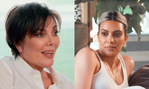 'KUWTK': Kris Jenner faz revelação sobre parto de Kylie Jenner, e choca Kim Kardashian!