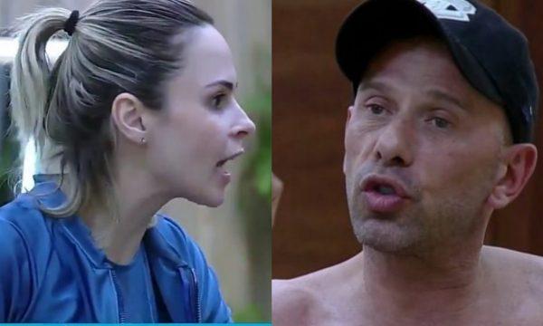 A Fazenda 10: Vídeo – Ana Paula provoca Rafael Ilha e ele fica pistola: 'Sou macho!'