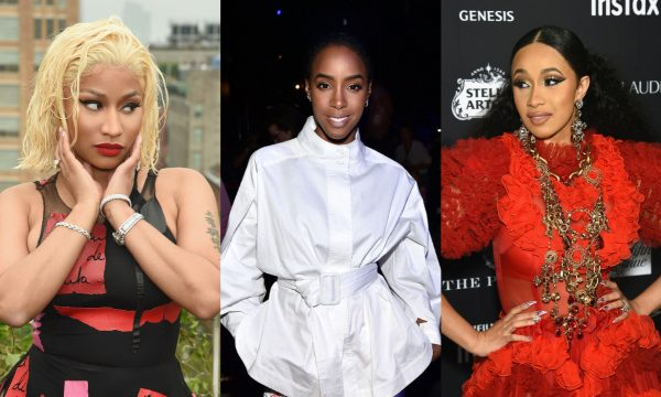 "Kelly Rowland comenta treta entre Cardi B e Nicki Minaj: ""Temos tantos outros problemas"""
