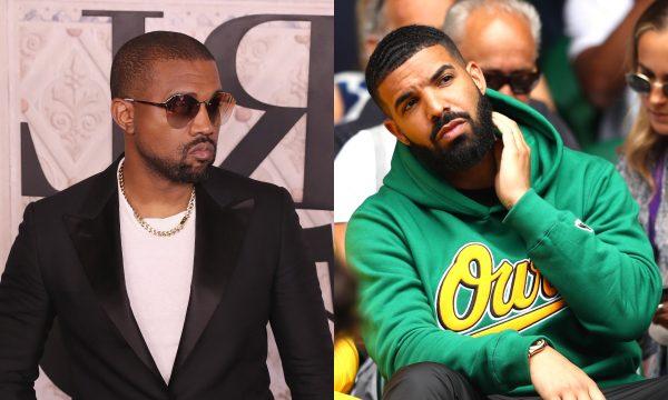 Kanye West dispara críticas contra Drake e ex de Kim Kardashian: 'Muito espertinho!