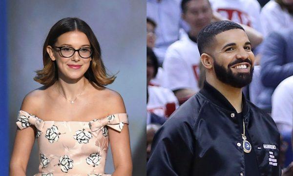 Após revelar o que tanto conversa com Drake, Millie Bobby Brown é criticada e detona haters