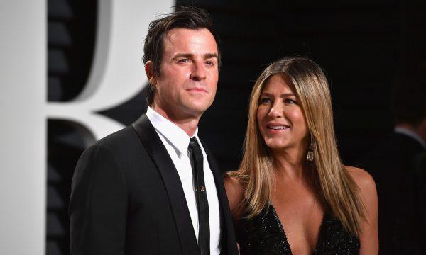 """Justin Theroux se abre pela primeira vez sobre separação de Jennifer Aniston: """"De partir o coração"""""""