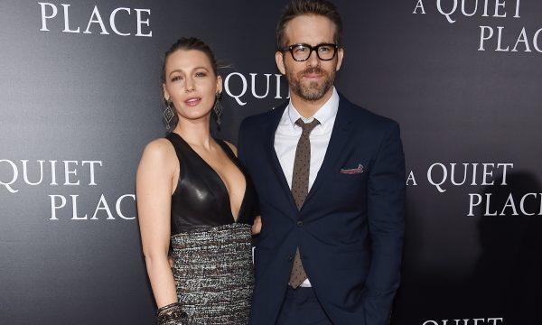 Blake Lively revela como comemorou sexto aniversário de casamento com Ryan Reynolds