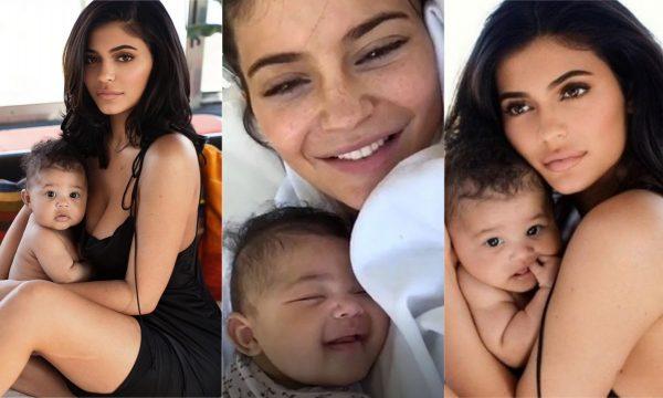 Kylie Jenner desabafa sobre seus lábios e já revela o que Stormi herdará se quiser!