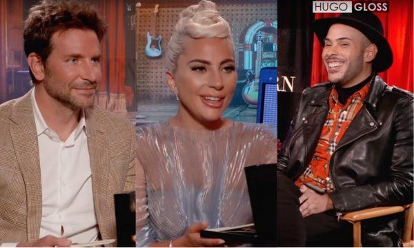 Entrevista – 'Nasce Uma Estrela': Bradley Cooper e Lady Gaga se animam com Oscar e comentam relação: 'Almas gêmeas!'