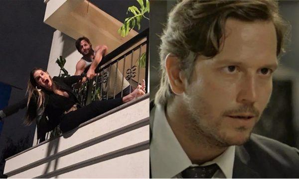 Deborah Secco se despede de Vladimir Brichta, que faz comentário misterioso sobre morte de Remy em 'Segundo Sol'