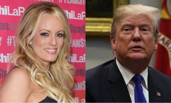 Atriz pornô fala sobre sexo com Donald Trump e compara pipi dele com personagem de Mario Kart: 'Incomum!'