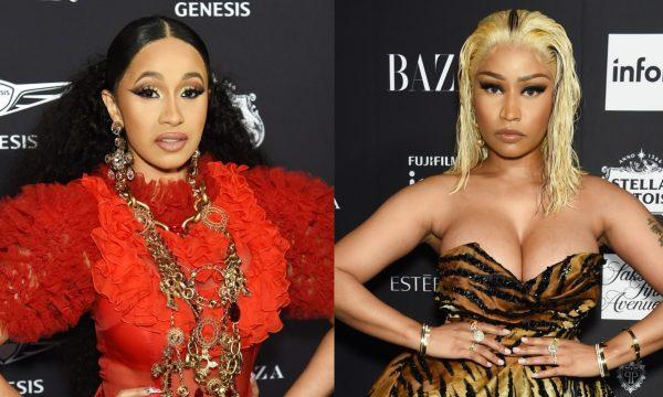 Cardi B publica vídeo em resposta às acusações de Nicki Minaj: 'Números não mentem'