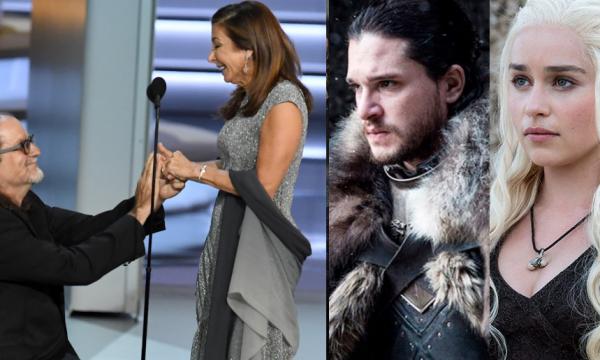 'Emmy 2018': Game Of Thrones vence como melhor série e pedido de casamento rouba a cena; confira lista completa!