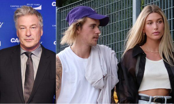Alec Baldwin confirma casamento entre a sobrinha Hailey e Justin Bieber: 'Sumiram!'