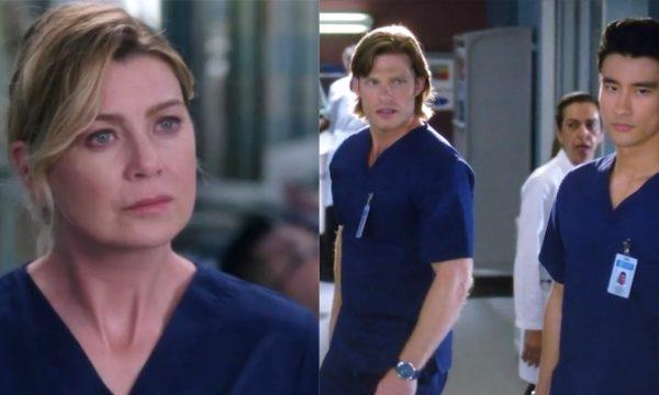 """""""Grey's"""": Novos cirurgiões e possível interesse amoroso de Meredith na prévia da 15ª temporada; vem ver!"""