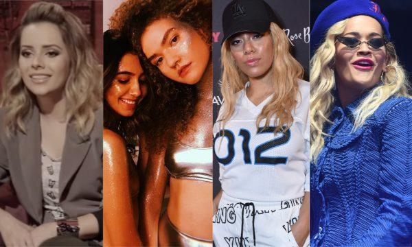 Lançamentos de Sexta: Parceria LINDA de Sandy e Anavitória; Música de estreia de Dinah Jane e nova faixa de Rita Ora