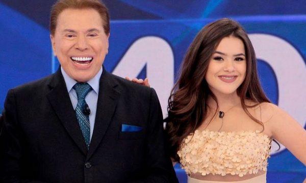 Silvio Santos questiona Maisa sobre virgindade e pergunta se ela já viu o namorado pelado, diz site