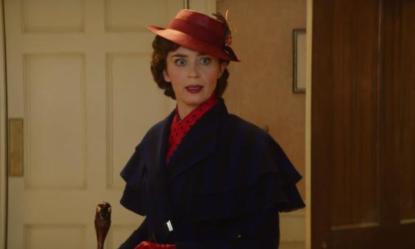 SAIU!! 'O Retorno de Mary Poppins' ganha trailer mágico; confira!