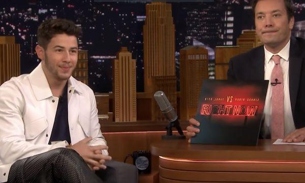 Na TV, Nick Jonas conta como conheceu Priyanka Chopra e revela apelido do casal; assista!