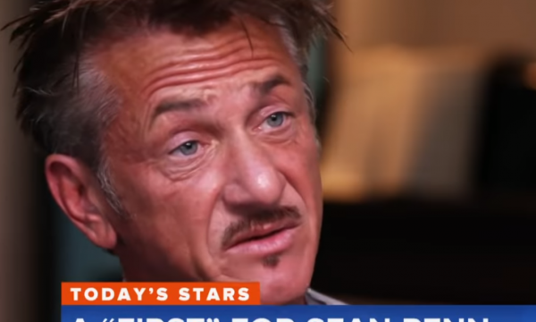 """Sean Penn critica o movimento #MeToo e causa revolta: """"Cale a boca, Sean!"""""""