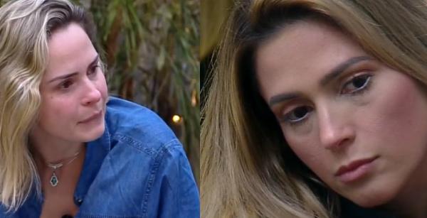 A Fazenda: Após chorar e pedir votos, Ana Paula discute com Nadja e é chamada 'Annabelle'; assista!
