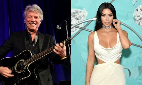 Jon Bon Jovi despreza Kardashians e detona Kim: 'Fiz um pornô e fiquei famosa'
