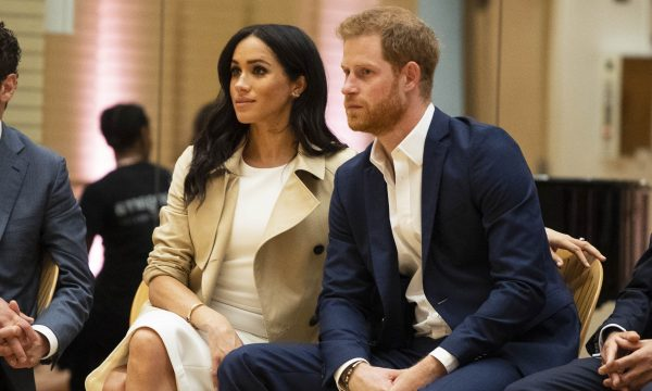 Vídeo: Príncipe Harry fala pela primeira vez sobre gravidez de Meghan
