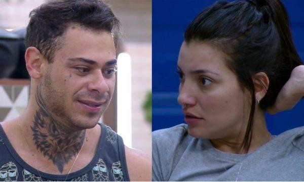A Fazenda 10: Léo Stronda critica namoro de Prado e Zoli e dispara: 'Nunca ficaria com ela'