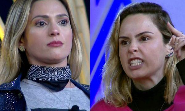 A Fazenda 10: Formação da roça tem barraco ao vivo e votação maciça em Nadja: 'Nojenta!'