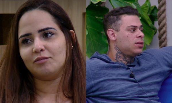 'A Fazenda 10': Após comentário de Perlla sobre órgão genital, Léo Stronda reage e deixa funkeira sem graça