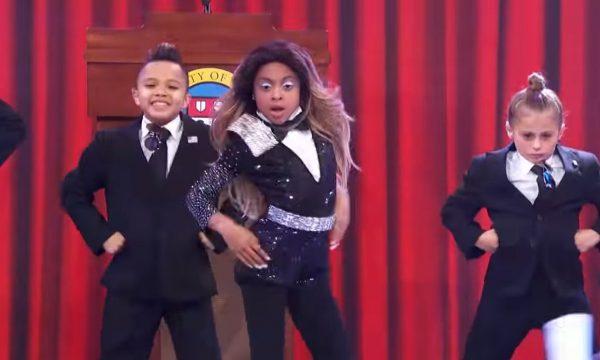 """Participante de versão mirim do """"Lip Sync Battle"""" recria performance de Beyoncé e arrasa muito; assista!"""
