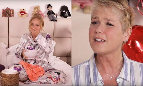 Angélica tem melhor reação sobre fingir orgasmos e se abre sobre relação com Xuxa: 'Tinha uma dúvida'
