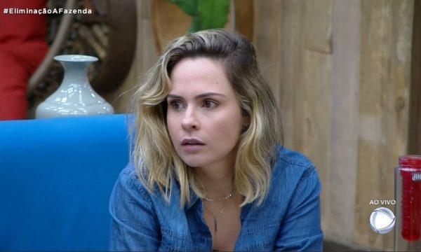 A Fazenda 10: Ana Paula Renault diz sentir medo de participante: 'Papos muito estranhos'