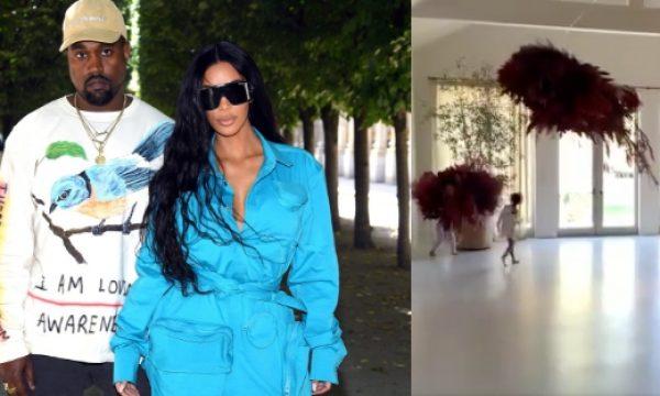 Kanye West surpreende Kim Kardashian com homenagem lindíssima na véspera de seu aniversário