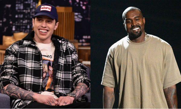 """Pete Davidson critica discurso de Kanye West na TV: """"Ser mentalmente doente não é uma desculpa para agir como um idiota"""""""
