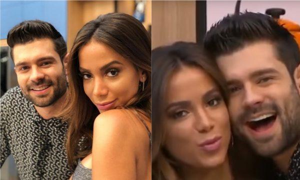 Anitta chega de limousine em programa colombiano, se encanta por apresentador bonitão e o beija! Vem assistir!