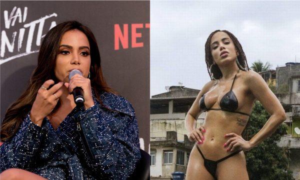 Anitta revela depressão após sucesso de 'Vai Malandra' e explica o que contribuiu para quadro: 'Primeira vez que tive'