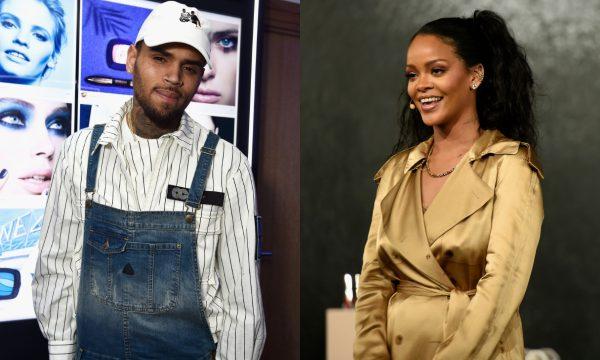 Rihanna posta foto sensual, Chris Brown comenta e fãs da diva se revoltam!