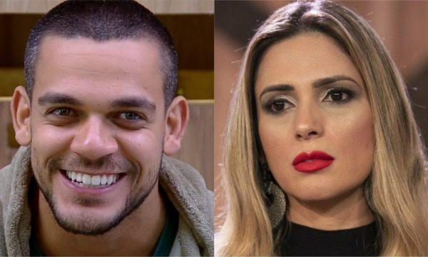 """A Fazenda 10: Em conversa com Evandro, Caique relembra briga com Nadja: """"Faria tudo exatamente igual"""""""