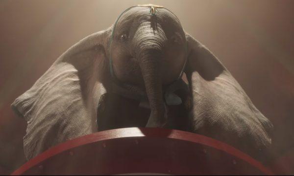 OMG! Disney divulga novo e emocionante trailer do live-action de 'Dumbo'; vem assistir