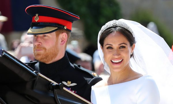 Príncipe Harry revela detalhe que quase estragou seu casamento com Meghan Markle