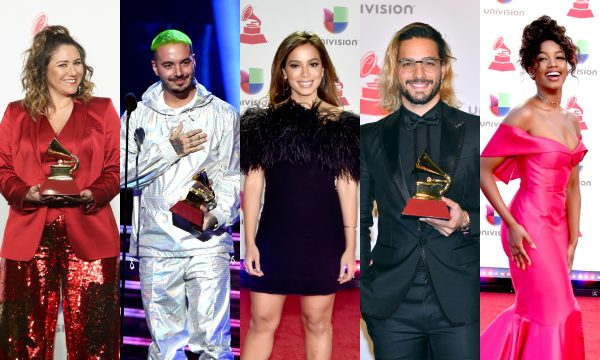 Resumão! Os vencedores, as performances e tudo o que rolou no 'Grammy Latino 2018'