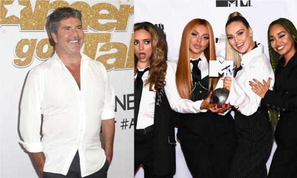 Simon Cowell quebra silêncio sobre rompimento com o Little Mix e revela gota d'água: 'Embaraçoso'