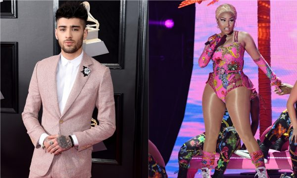 Amamos! Zayn estreia parceria (muito boa!) com Nicki Minaj; vem ouvir a animada 'No Candle No Light'!