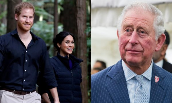 Príncipe Charles revela possíveis nomes do primeiro bebê de Harry e Meghan; confira!