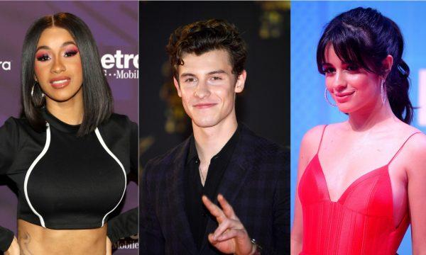 Revista TIME anuncia os dez melhores álbuns do ano com Cardi B; Camila Cabello e Shawn Mendes; veja a lista completa