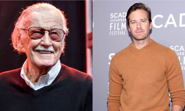 Armie Hammer faz comentário controverso sobre reação de celebridades à morte de Stan Lee e fãs reagem na internet; confira!