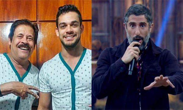 A Fazenda 10: Carlinhos Aguiar critica comentário de Marcos Mion sobre o filho, Caíque: 'Não é imparcial!'