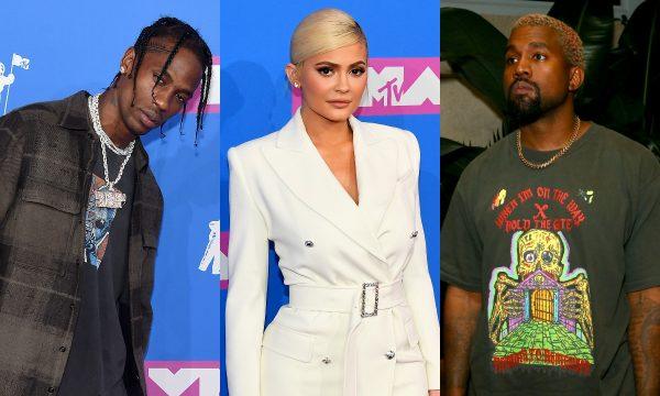 Kylie Jenner explica foto de Travis Scott, após seguidor acusar o rapper de alfinetar Kanye West: 'Mesquinho'