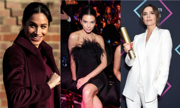 Seguranças de Meghan Markle barram encontros de duquesa com Kendall Jenner e Victoria Beckham, diz TMZ